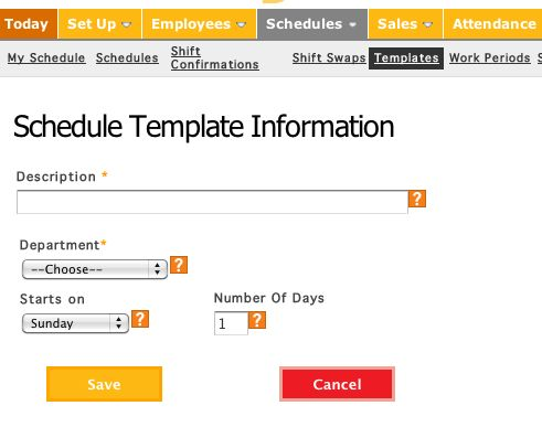Labor Management – TimeForge Manual — Scheduling and Time Management