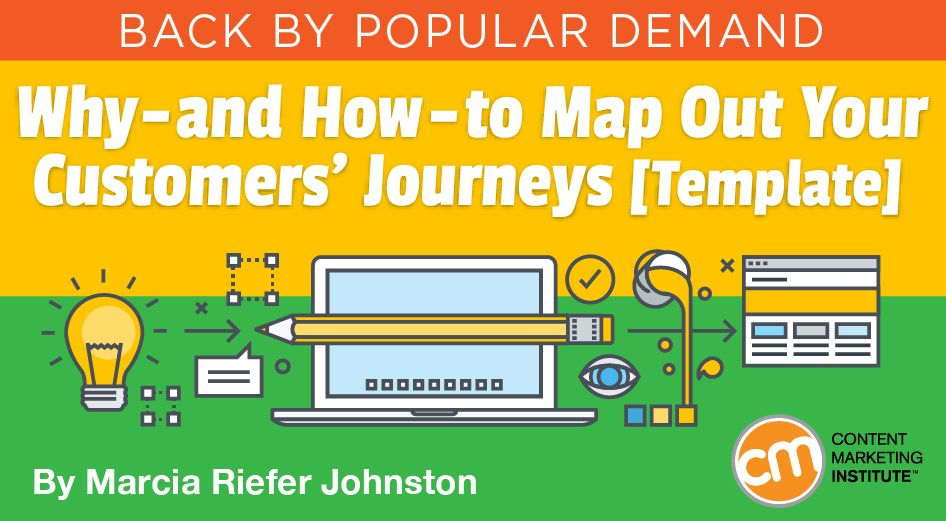 Why – and How – to Map Out Your Customers' Journeys [Template]