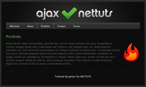 How to Load and Animate Content with jQuery Using Ajax ...