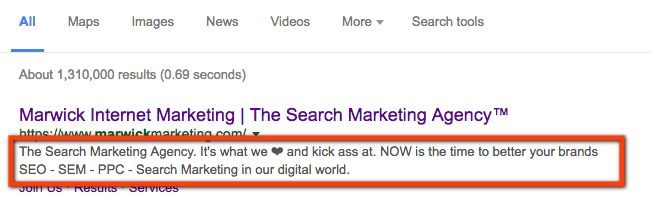 Complete Meta Tag Guide For High Quality SEO - Marwick Marketing