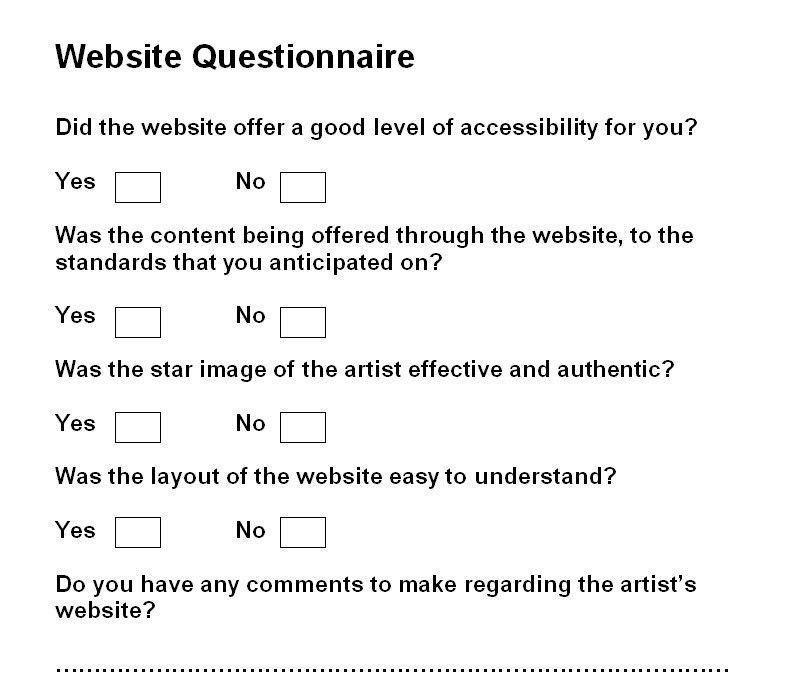 Evaluation Question #3 | KLmusicvideo