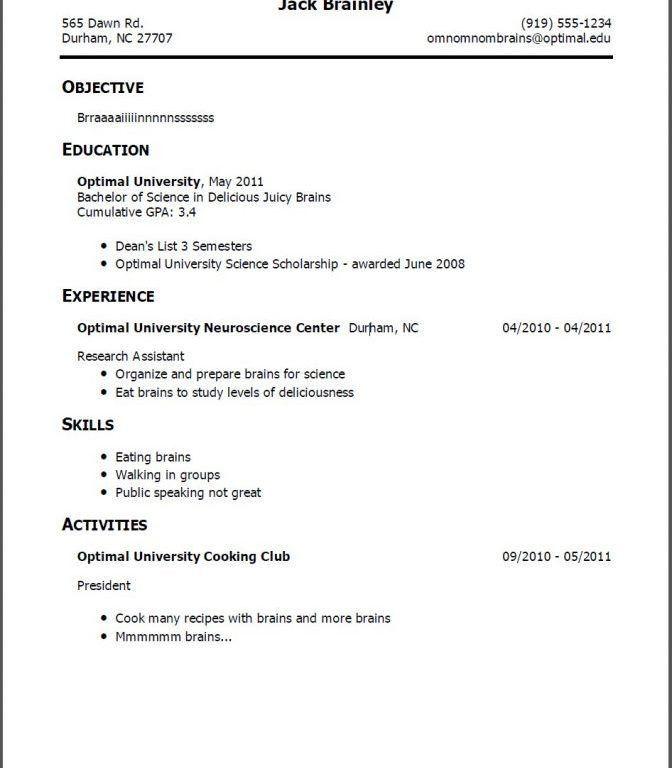 Download Teen Resumes | haadyaooverbayresort.com