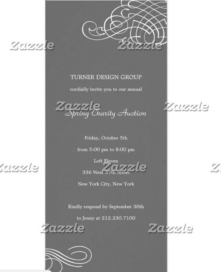 Office Party Invite Template - Contegri.com