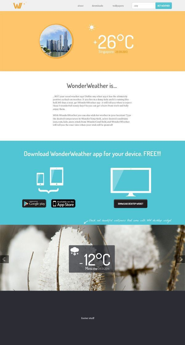 181 best Free HTML Website Templates images on Pinterest | Website ...