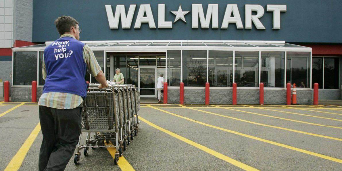 Wal-Mart Employees Protest Dress Code - Business Insider