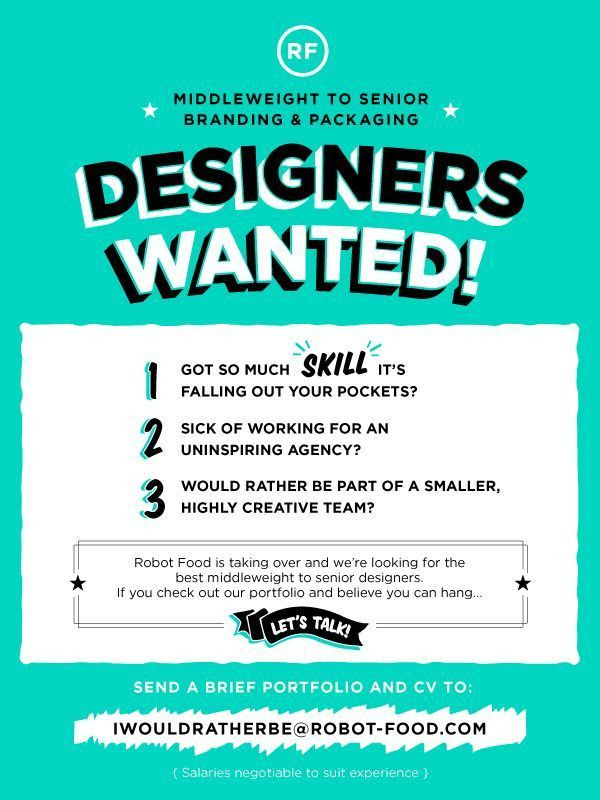 The 25+ best Job ads ideas on Pinterest | Best advertising ...