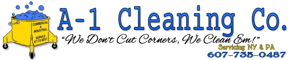 A-1 Cleaning Company ...Services Offered