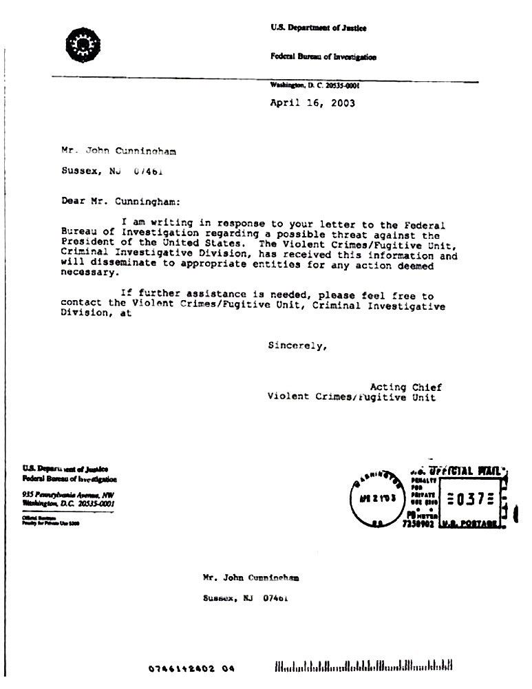 Cover letter for fbi criminal background check : Business ...