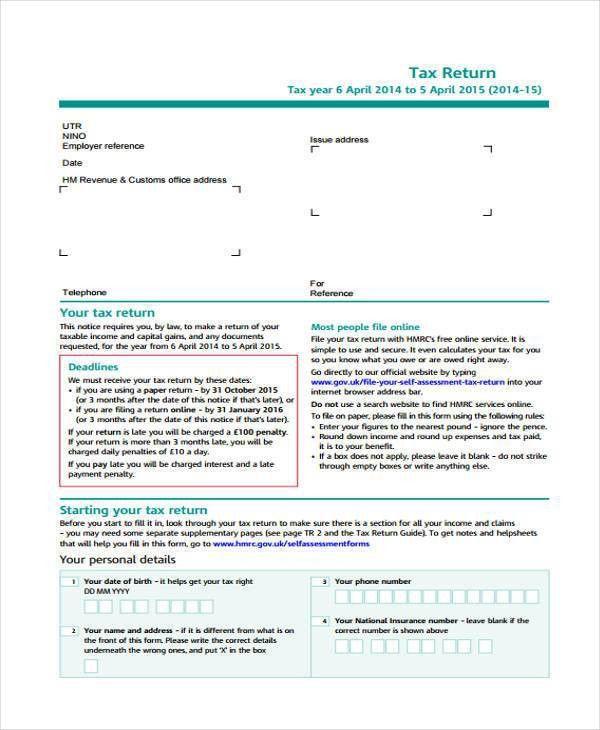 7+ Self-Assessment Form Samples - Free Sample, Example Format Download