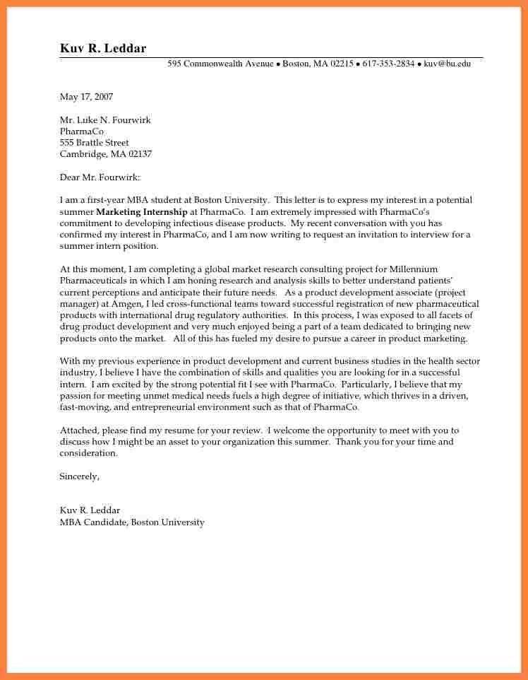 9+ application for internship medical letter | Bussines Proposal 2017