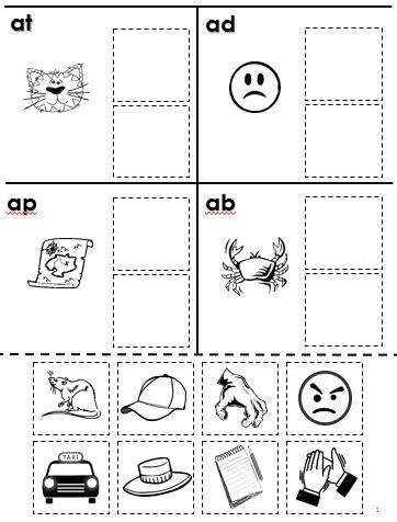 Cut And Paste Worksheets Free | Worksheet