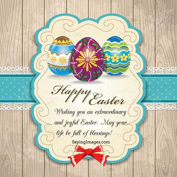 254 best Easter Wishes and Greetings images on Pinterest | Easter ...