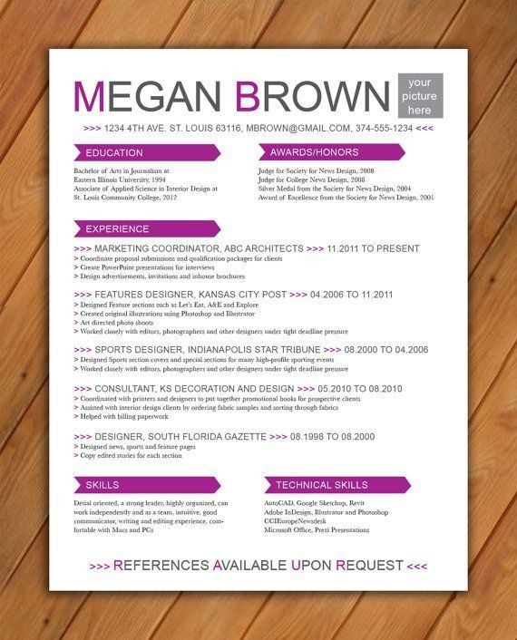 32 best Resume images on Pinterest | Resume ideas, Resume ...