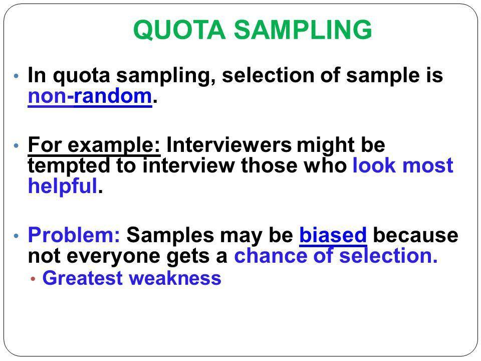 SAMPLING METHODS Chapter ppt video online download