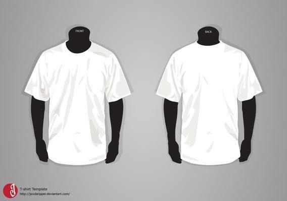 Download 40+ Free T Shirt Templates & Mockup PSD | SaveDelete