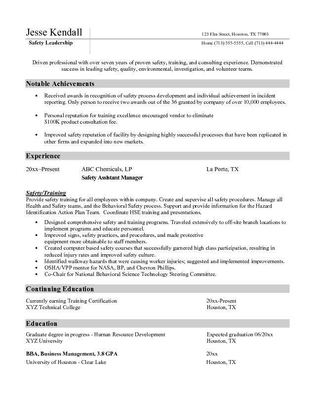 asst manager resume cover letter template for internship resume ...