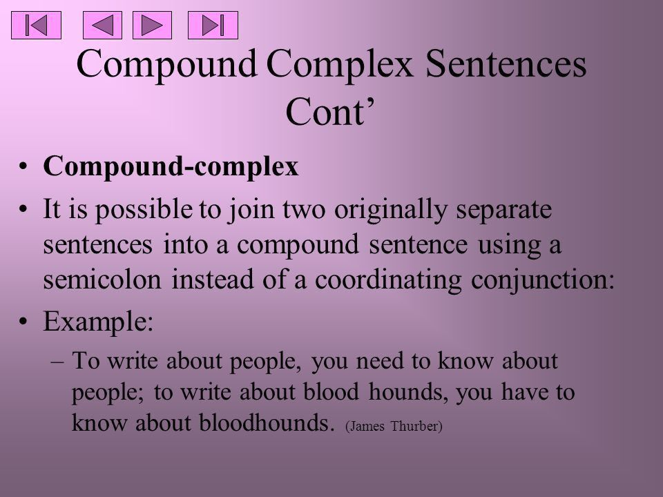 Conjunctions Coordinate conjunctions- used to create compound ...