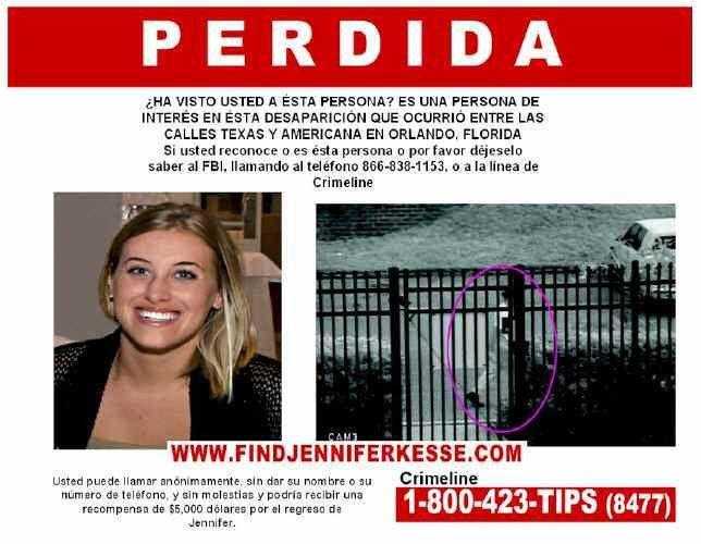Jennifer Kesse - Please Help Find Her