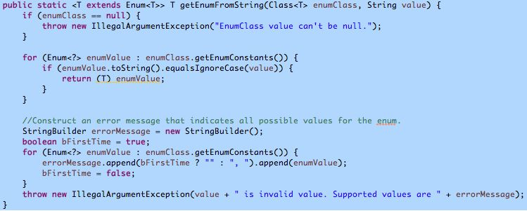 The Java Enum for REST/JSON API | Ramesh Dara | Pulse | LinkedIn