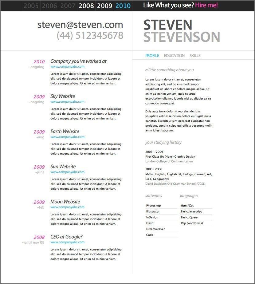 Free Job Resume | health-symptoms-and-cure.com
