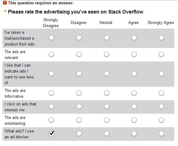Stack Overflow Annual User Survey 2013 Edition - Meta Stack Exchange