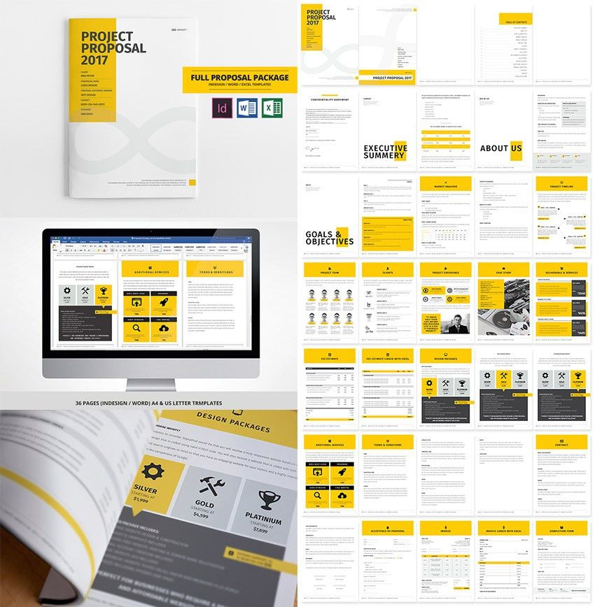 20+ Best Proposal Template   Sample Request For Proposals,Roofing ...
