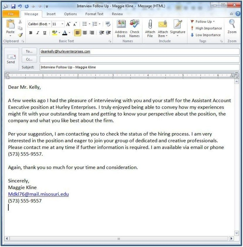 Email Cover Letter Sample. Sending Cv And Cover Letter Via Email ...