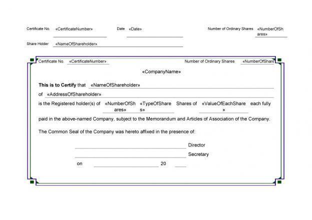 Certificate Templates: Certificate Of Achievement Template ...