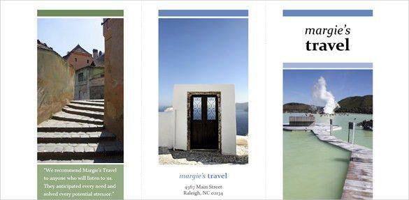 24+ Word Tri Fold Brochure Templates Free Download   Free ...
