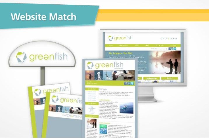 FREE email newsletter customization from Constant Contact!