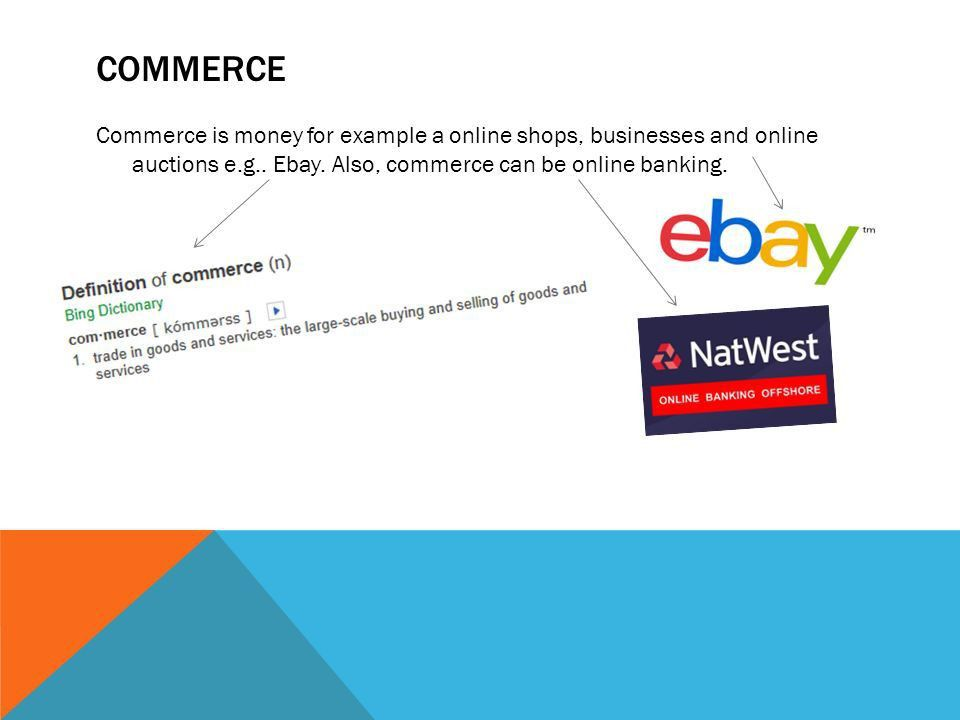 ONLINE SERVICES. DEFINITION An online service provider can for ...