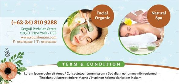 20+ Massage Voucher Templates – Free Sample, Example Format ...