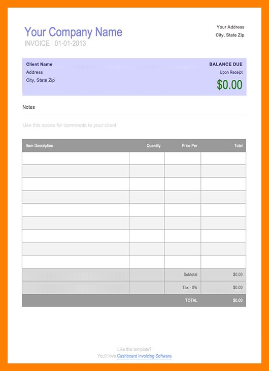11+ free invoice template word 2007 | daily log sheet