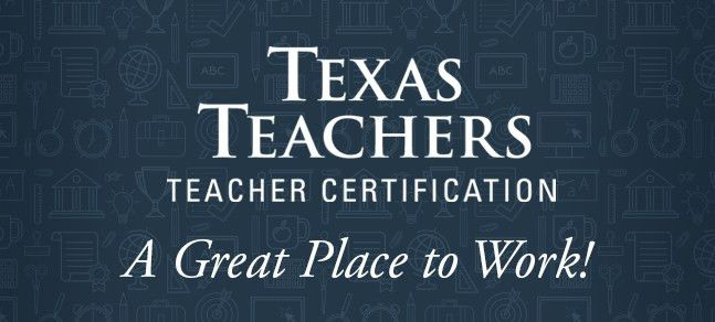 Texas Teachers   Houston, San Antonio, Dallas - SBEC Approved ...