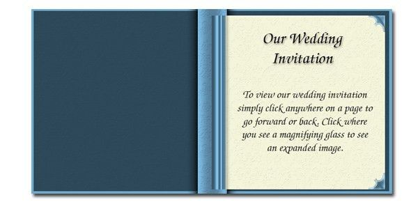 Wedding Invitations Email Sample - iidaemilia.Com