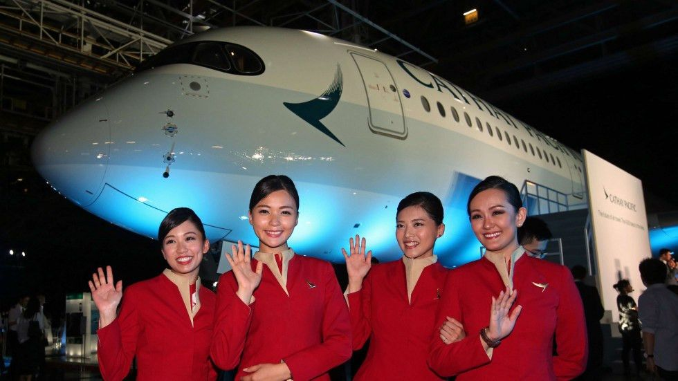 Cathay Pacific to reassign jobs, review business to reverse ...