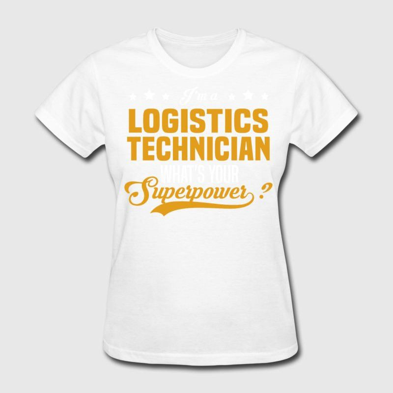 Logistics Technician T-Shirt | Spreadshirt