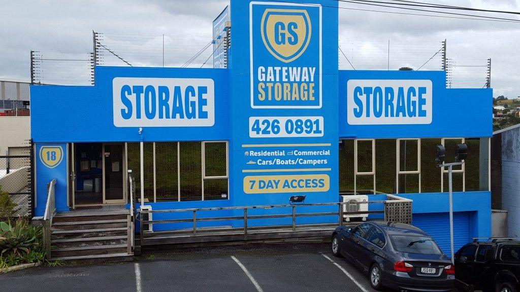 Self Storage Location Near You - Gateway Storage Ltd