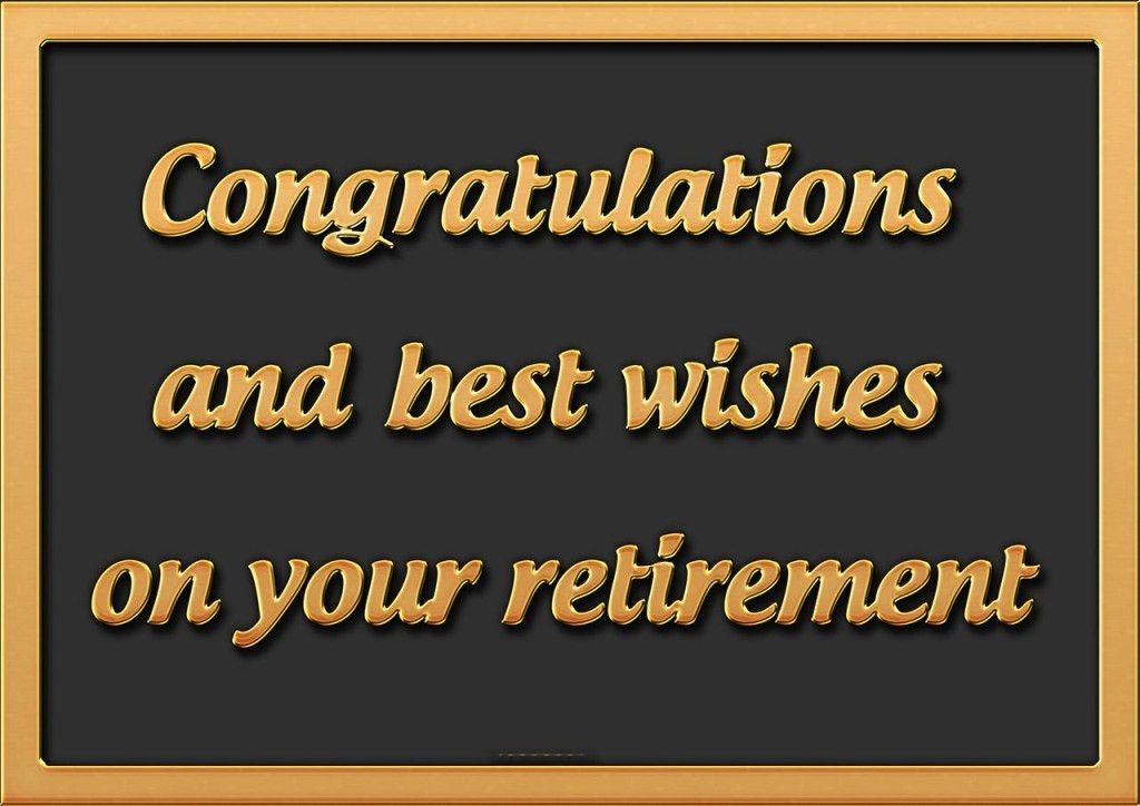 Best Retirement Wishes - Wishes, Greetings, Pictures – Wish Guy