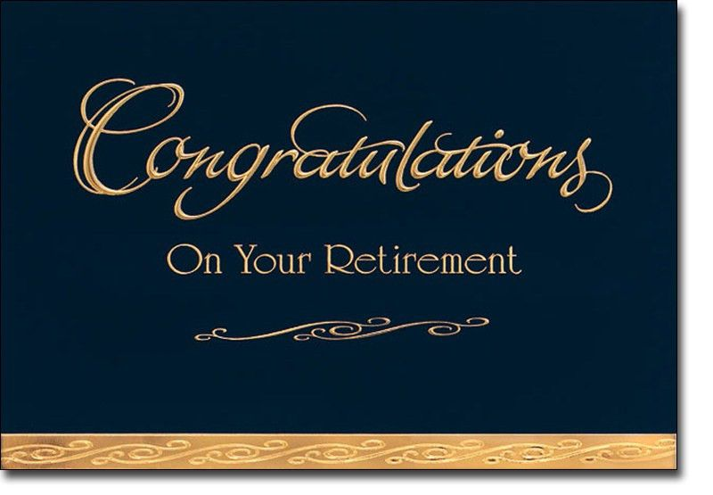 Warmest Wishes - What to Write on Your Co-Worker's Retirement Card ...