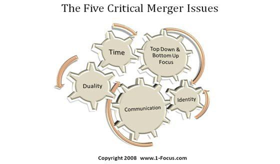 SEVEN STEPS TO MERGER EXCELLENCE •