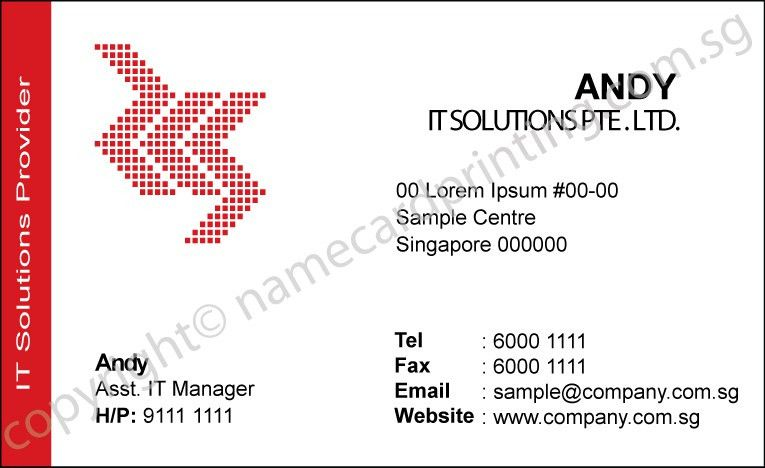 Name Card Professional Designs, Corporate Business Card Designs ...