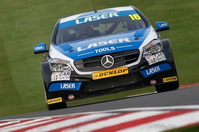 Butlers Vehicle Solutions Ltd to sponsor Laser Tools Racing driver ...