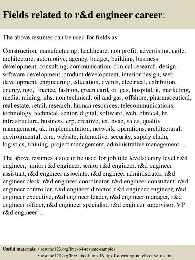 Download R And D Test Engineer Sample Resume ...