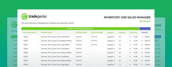 24 Free Inventory Templates for Excel and Word You Must Have