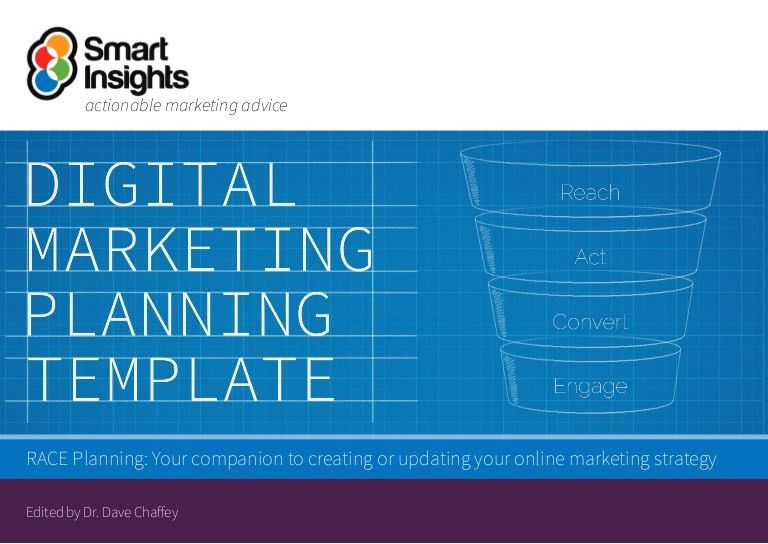 Digital marketing-plan-template