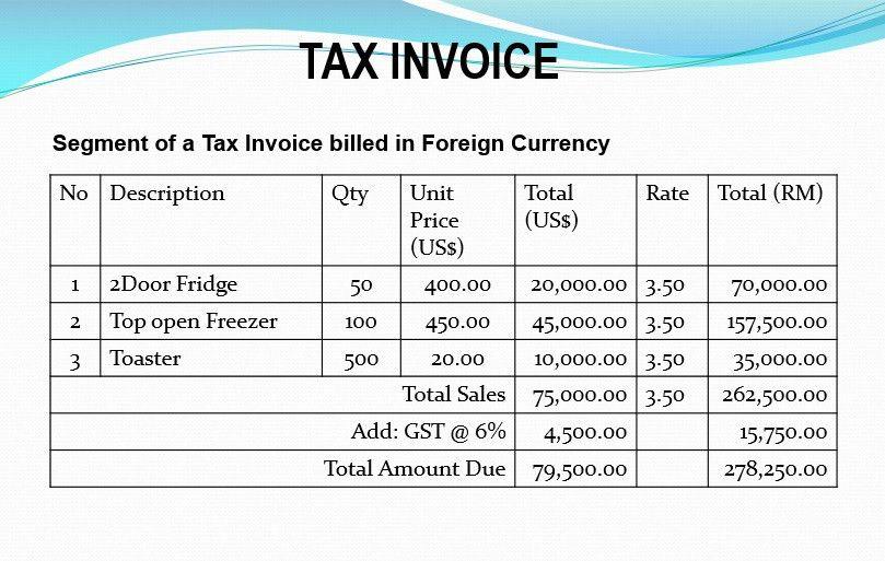 Download Tax Invoice Adalah | rabitah.net