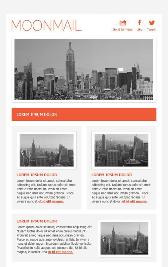 The 25+ best Free email templates ideas on Pinterest | Free email ...