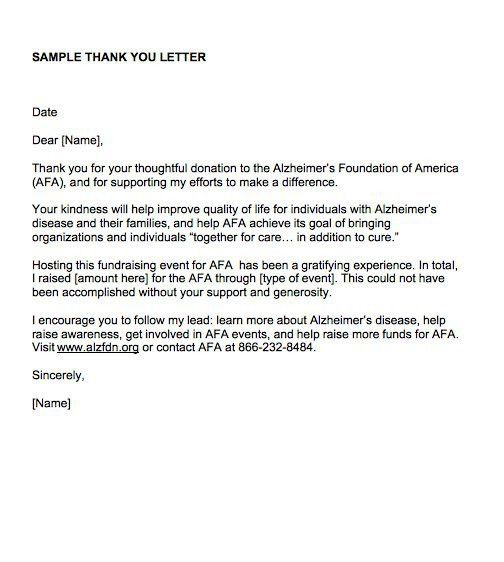 30 Thank you Letter Templates (Scholarship,Donation,Boss...)