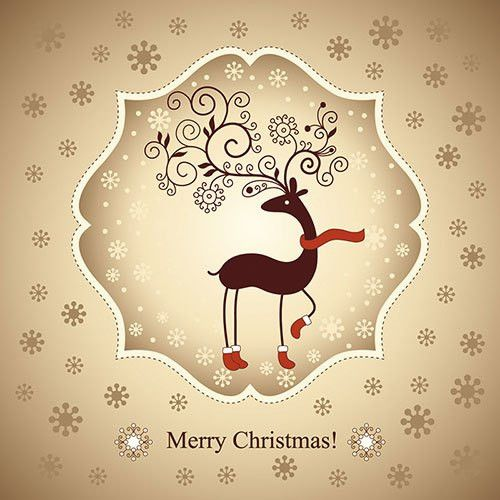 33 Best Free Christmas Icons, Vectors, PSD & Greeting Cards for 2013